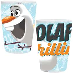 Frozen Olaf Ceramic Collection Glass