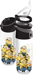 Look at Us Minions Flip Top Bottle