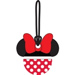 Minnie Body Luggage Tag