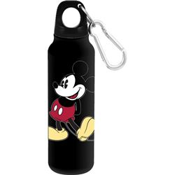 1928 Original Mickey Mouse Aluminum Water Bottle - Wide Mouth, Black