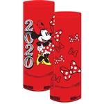 Dated 2020 Floating Bows Minnie, Red