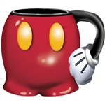 Mickey Shorts Jumbo 18oz Scuplted Mug