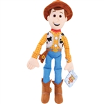 Small Plush Woody Soft Doll