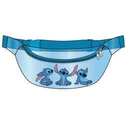 Belly Bag Stitch Sitting Trio, Clear Blue