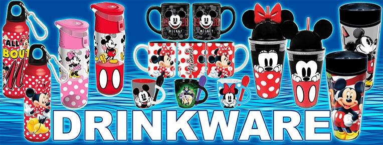 Fabuleux Disney Wholesale Licensed Mugs, Jumbo Mugs, Travel Mugs, Water  EN66