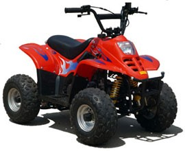 90cc LG Racing 4 Stroke ATV- Great for a 1st Quad!