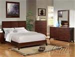 Espresso VI Master Bedroom Set