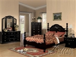 Black Pine Master Bedroom Set
