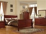 Louis Phillipe III Master Bedroom Set