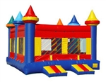 Castle 20x23 Inflatable Bounce House Bouncy House (Commercial Grade)