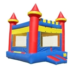 Castle 4 Inflatable Bounce House Bouncy House (Commercial Grade)