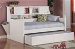 High Quality Childrens Twin Bookcase Daybed