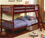 High Quality Kids Twin Bunk Bed with Ladder