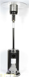 Metal Propane Outdoor Patio Heater w/ Table