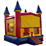 Commercial Grade Inflatable Module Castle Bouncer