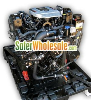 Brand New 4 3L Complete MerCruiser Marine Engine Package with Fuel Injection