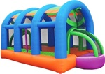 Arc Arena II Sports Bouncer Bouncy House With Blower