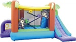 Monkey Explorer Jumper Bouncer Bouncy House With Blower