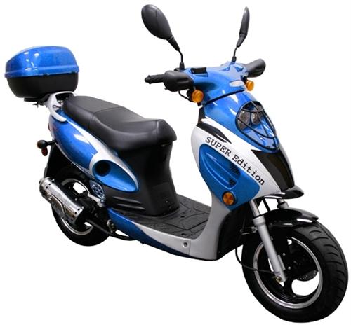 50cc Malibu Moped Scooter