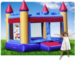 Children's Bouncer Bouncy House with Blower