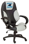 Brand New Carolina Panthers Commissioner Office Chair - Officially Licensed