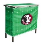 Brand New Florida State Seminoles High Top Tailgate Table