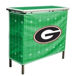 Brand New Georgia Bulldogs High Top Tailgate Table