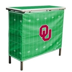 Brand New Oklahoma Sooners High Top Tailgate Table