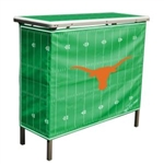 Brand New Texas Longhorns High Top Tailgate Table