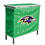 Brand New Baltimore Ravens High Top Tailgate Table