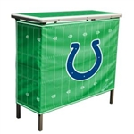 Brand New Indianapolis Colts High Top Tailgate Table