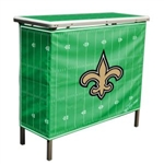 New Orleans Saints High Top Tailgate Table - Brand New