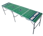 Brand New Brigham Young University Cougars 2' x 8' Tailgate Table - Officially Licensed