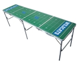 Brand New University of Kentucky Wildcats 2' x 8' Tailgate Table - Officially Licensed