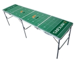 Brand New University of Miami Hurricanes 2' x 8' Tailgate Table - Officially Licensed