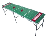 Brand New University of Oklahoma Sooners 2' x 8' Tailgate Table - Officially Licensed