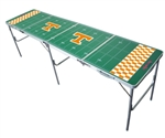 Brand New University of Tennessee Volunteers 2' x 8' Tailgate Table - Officially Licensed