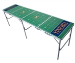 Brand New University of Virginia Cavaliers 2' x 8' Tailgate Table - Officially Licensed
