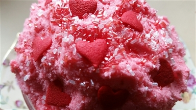 Knave of Hearts Coconut Oil Sugar Scrub