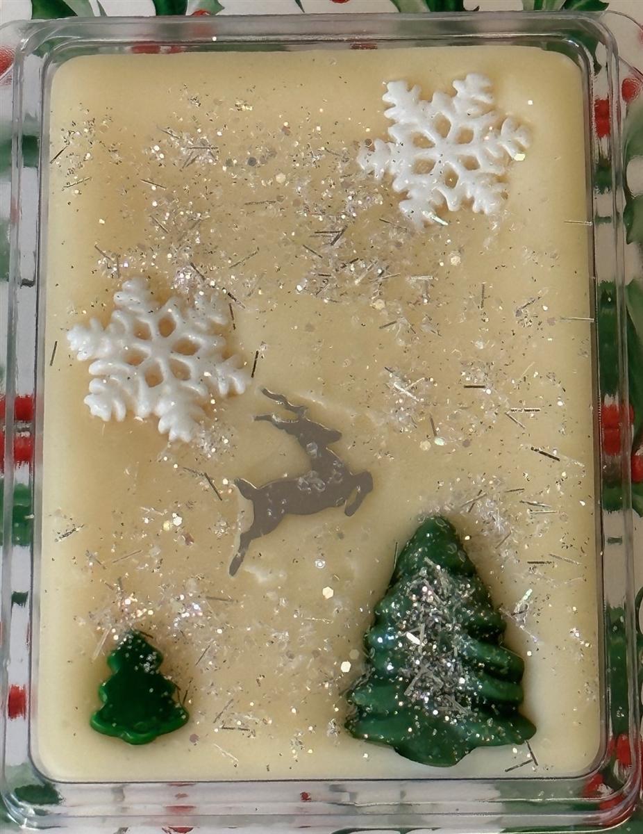 A Snow Globe World Wax Tart