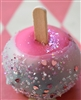 Vintage Circus Candy Apple Shaped Wax Tart
