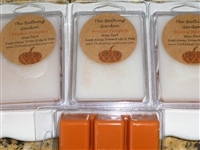 Frosted Pumpkin Type Wax Tart