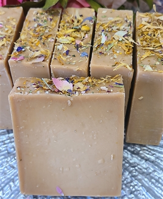 Honey Love Oat Milk Cold Process Soap