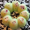 Marzipan Princess Cake Shaped Wax Tart