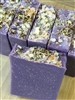 Salted Lavender Cold Process Soap