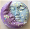 Goodnight Alice Moon Shaped Wax Tart
