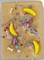 Tricky Banana Treats Wax Tart