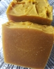Unscented Sweet Honey Carrot Cold Process Soap