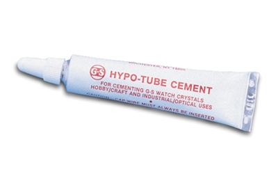 GS Hypo-Tube Crystal Cement needle applicator