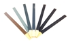Wooden Emery Stick Assortment set of 7